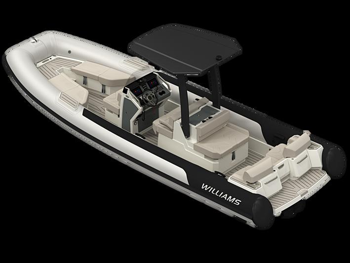 WILLIAMS EVOJET 70 tender Williams Performance Tenders