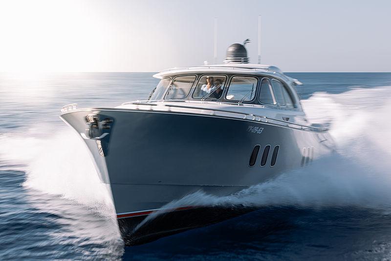 ZEELANDER 55 tender Zeelander Yachts