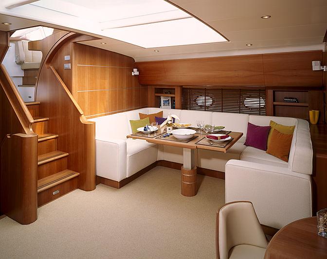 Mbolo yacht saloon