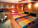 Mbolo yacht stateroom