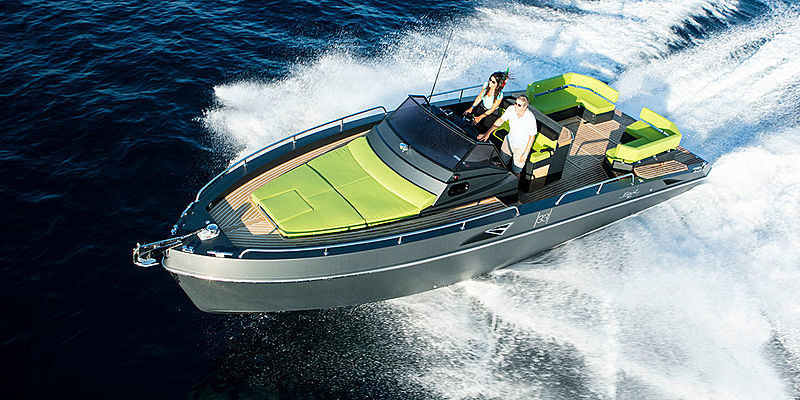 FIART SEAWALKER 33 tender Fiart Mare