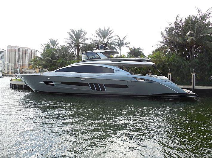 Lazzara yacht Virgin