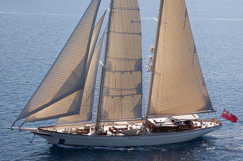 LETHANTIA yacht Royal Huisman