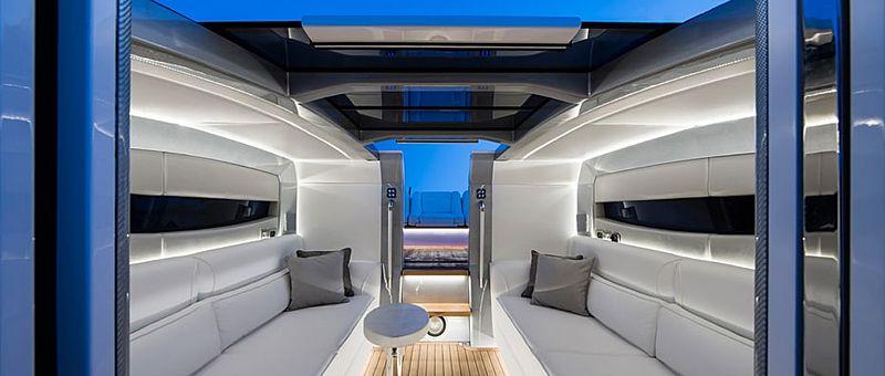 Compass Limousine Tender 11.6M interior