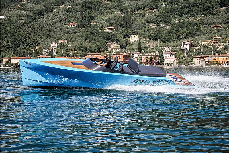 SAY 29  tender SAY Carbon Yachts