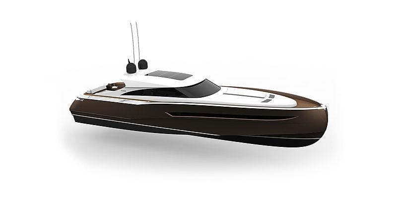 I.C. 55 tender I.C. Yacht