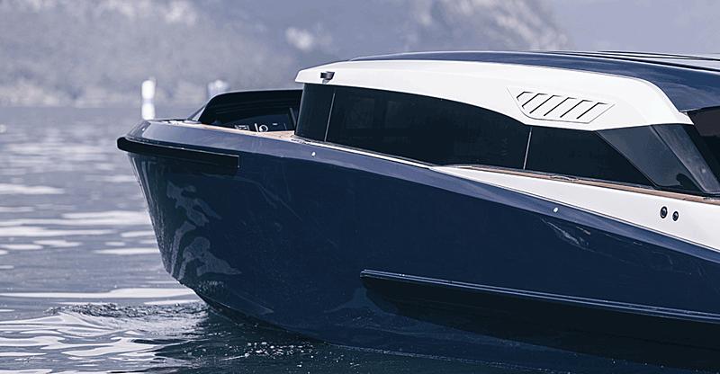 I.C. CUSTOM LIMO 9.4M tender I.C. Yacht