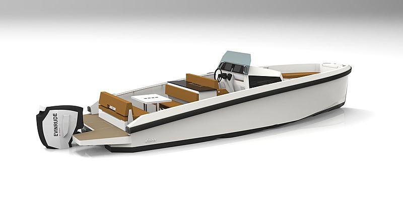 Delta T26 tender
