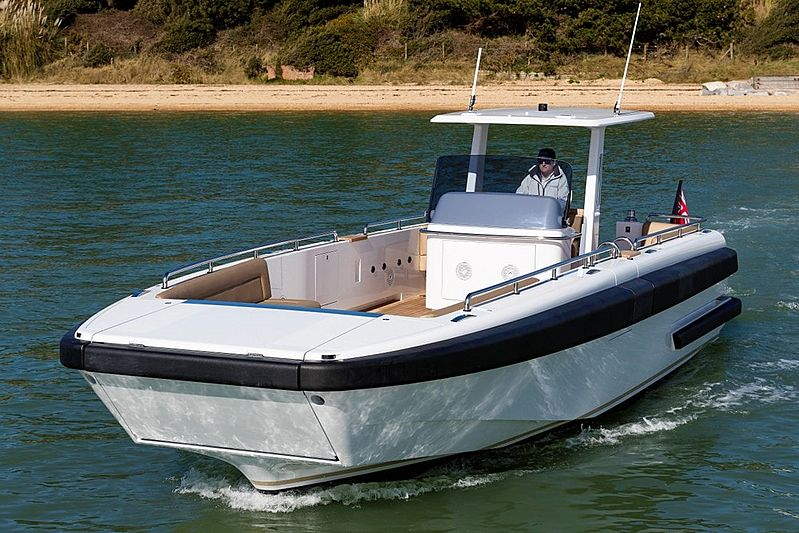 COMPASS LANDING CRAFT TENDER 10.5M tender Compass Tenders Ltd