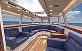 Fassmer TL-Limo 1100 tender interior