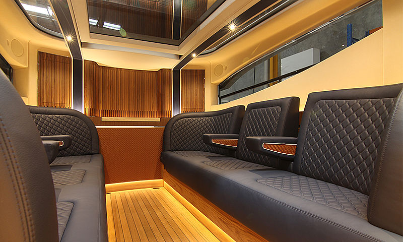 Vikal Limousine 9M tender