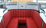 Vikal Limousine 10M tender interior
