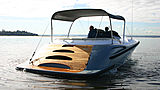 Vikal Open Tender 11.3M tender exterior