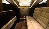 Vikal Hybrid Limo 10.5M tender interior