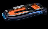 Avon eJET 450 tender exterior design