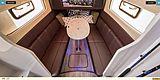 Scout 380 LFX tender interior