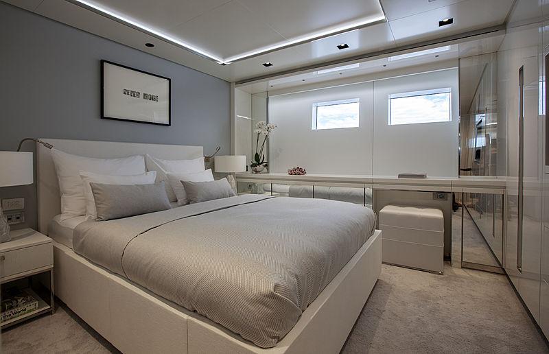Forever yacht interior