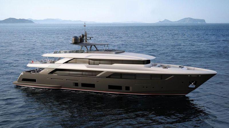 HORIZON yacht Custom Line