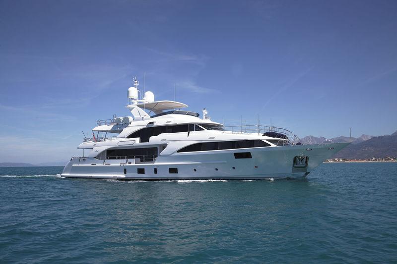 LADY LILIAN yacht Benetti