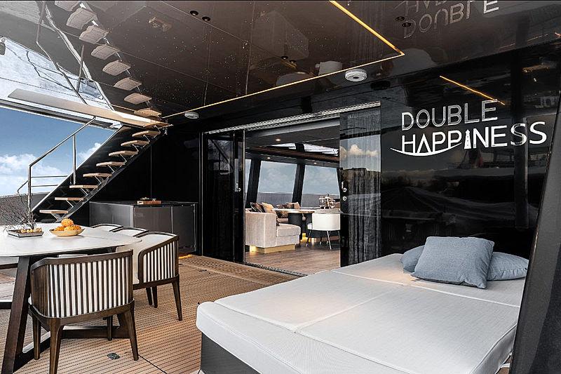 Sunreef 80 yacht Double Happiness