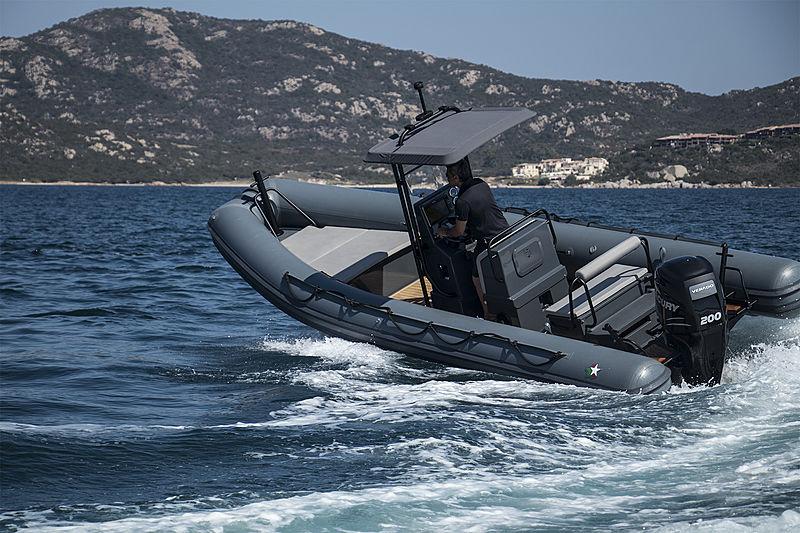 NOVAMARINE RH 700 tender Nova Marine