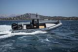Novamarine RH 700 tender exterior