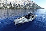 Novamarine HD 120 tender exterior