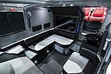 Brabus Shadow 900 tender interior
