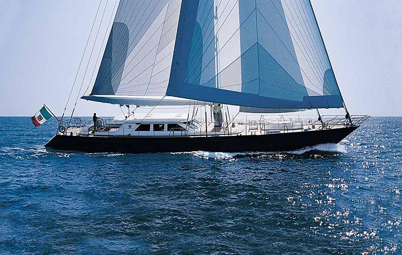 HERITAGE M yacht Perini Navi