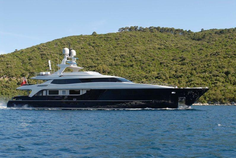 SOFIA 3 yacht Baglietto