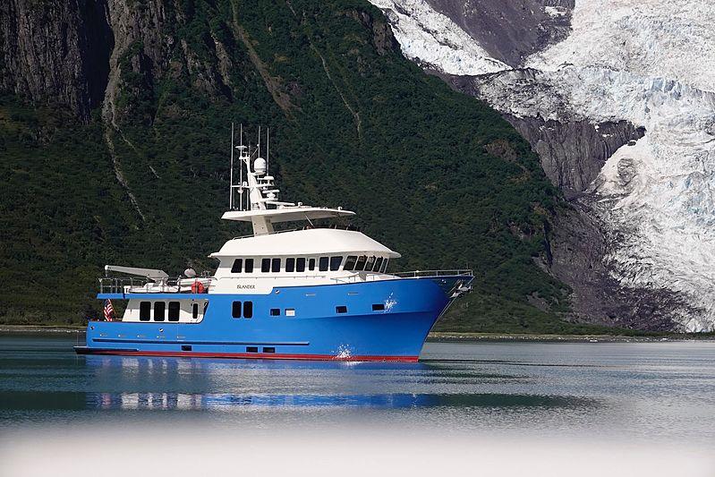 Northern Marine yacht Islander