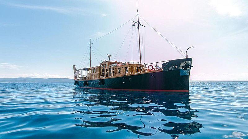 LADY EMMA  yacht Camper & Nicholsons Shipyard