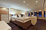 Bella 2 yacht interior