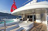 Bella 2 yacht deck