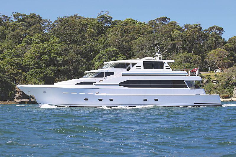 AQA yacht cruising