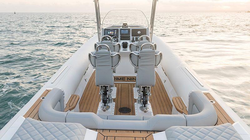 Ribeye Nine41 tender exterior