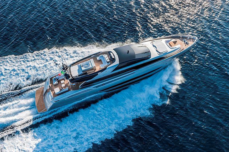 SOL Riva 122 Mythos yacht