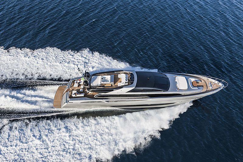FORA yacht Riva