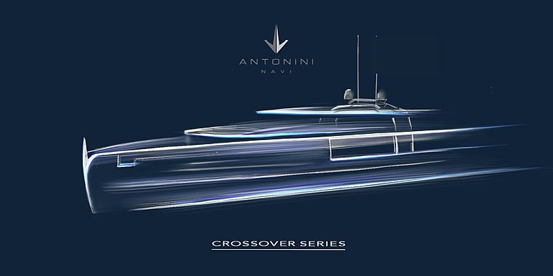 Antonini Navi Crossover series