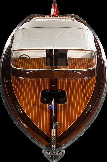 BOESCH 970 ST. TROPEZ tender Boesch Motorboote AG
