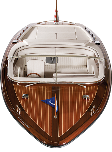 BOESCH 710 COSTA BRAVA tender Boesch Motorboote AG