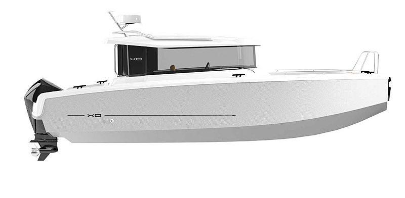 XO BOATS 260 CABIN tender XO Boats