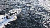 XO Boats 260 Cabin tender  exterior