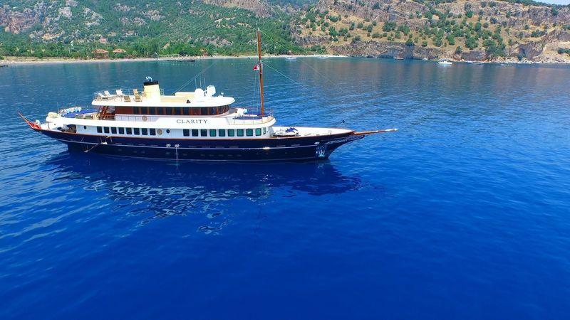 CLARITY yacht Bilgin Yachts