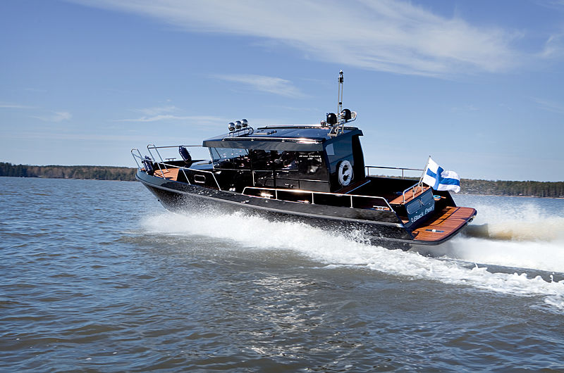 BRIZO BY30 tender Brizo Yachts