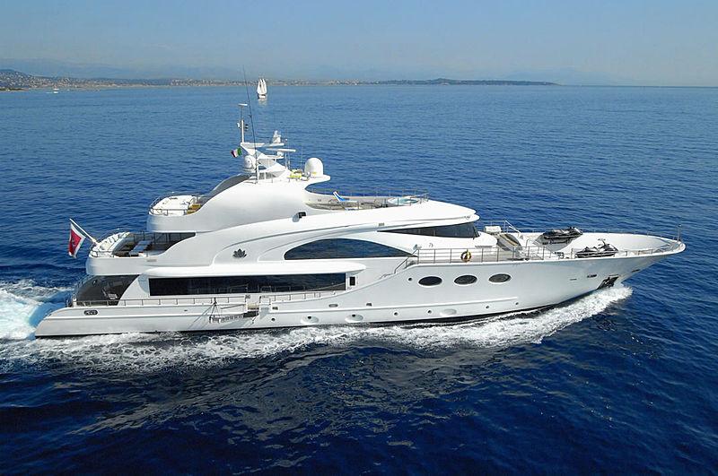 SLO MO SHUN yacht Miss Tor
