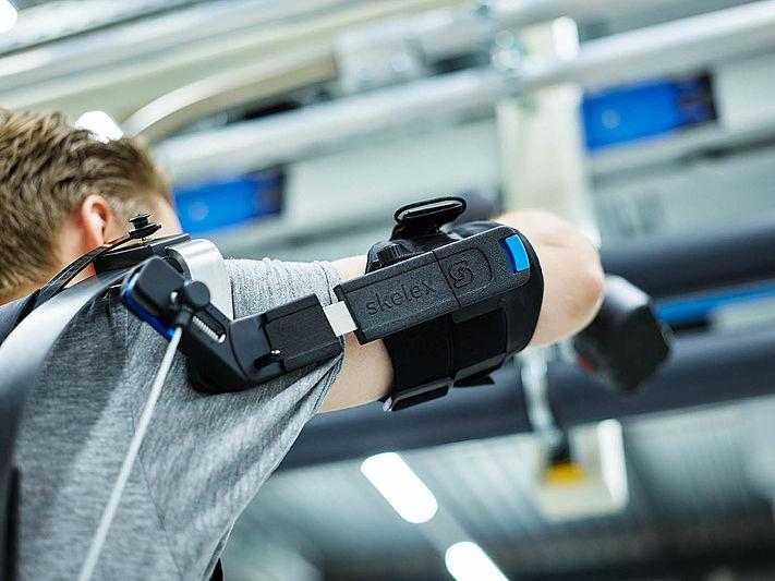 Heesen trials exoskeletons