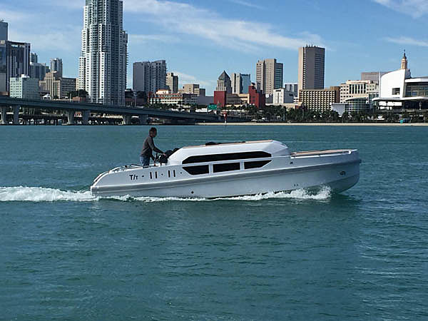 WOODEN BOATS WB 26 LIMO tender Wooden Boats