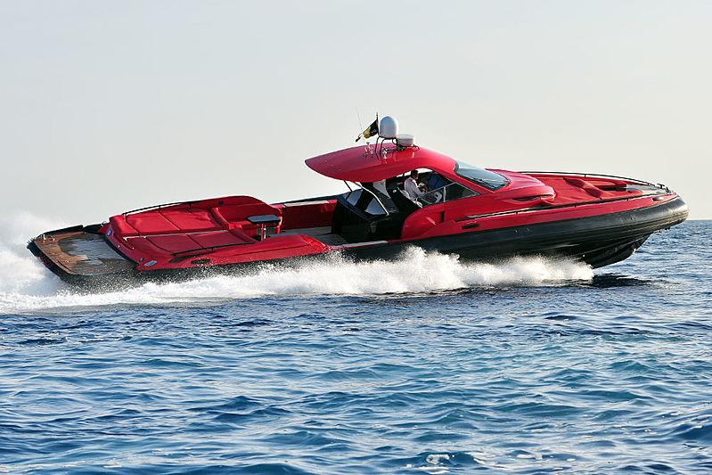 SACS STRIDER 19 tender Sacs Marine