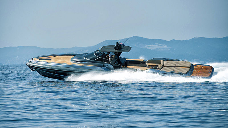 SACS STRIDER 20 tender Sacs Marine